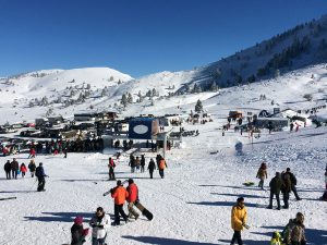 Kalavrita Ski Center - Mont Helmos