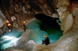 the cave of lakes kalavryta