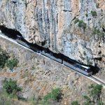 Odontotos Cog railway Train