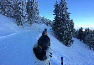 φωτογραφίες χιονοδρομικό σκι